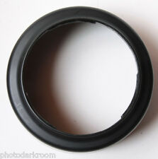 "3 1/4"" Bayonet Mount - Unknown Maker 4.5"" OD 2.25"" Deep Lens Hood Shade USED H44"