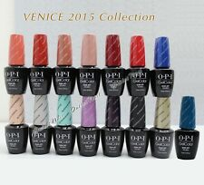 OPI GelColor Soak Off VENICE FALL 2015 COLLECTION SET All 15 Colors GC V25 - V39