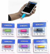 Samsung Android 8GB Pen Drive OTG USB Flash Drive Memory Stick Samsung Sony HTC