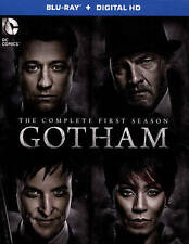 Gotham: The Complete First Season 1 One (Blu-ray Disc, 2015, 4-Disc Set)