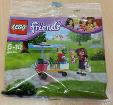Lego friends 30202 mini figure smoothie stand