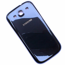 100% Genuine Samsung Galaxy S3 rear battery cover blue back housing i9300 S III