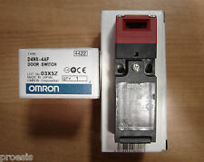 OMRON D4NS-4AF safety door Interruptor 1-conducto size M20 1NC/1NO slow