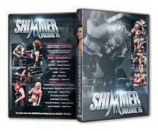 Official Shimmer Women Athletes Volume 70 Female Wrestling Event DVD