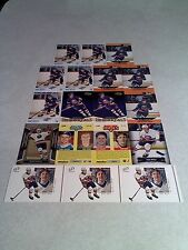 *****Mike Bossy*****  Lot of 18 cards.....8 DIFFERENT / Hockey
