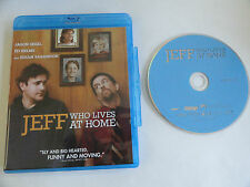 JEFF WHO LIVES AT HOME (Blu-ray Disc, 2012) JASON SEGEL USED EXCELLENT