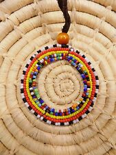 African Maasai Beaded Necklace Masai Massai ethnic tribal boho jnmp11