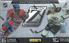 2010-11 Zenith Factory Sealed Hockey Hobby Box Taylor Hall  Tyler Seguin RC's ??