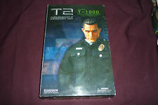 "Sideshow 1/6 Scale 12"" Terminator 2 Robert Patrick T-1000 Action Figure MISB"