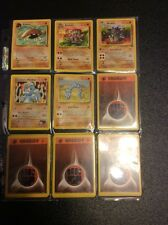 Pokemon Cards Lot Of 9 1999 Wizards And Later Kabuto Graveler Onix Giovanni  #10
