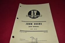 John Deere 2840 Tractor I&T Shop Manual CHPA