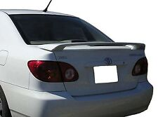 Corolla 2003 2004 2005 2006 2007 2008 OEM Factory Style Spoiler w/LED UNPAINTED
