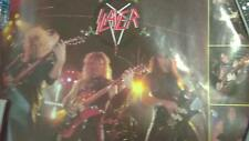 "Slayer Poster Rare Vintage 1987.  *-------""Out of Print""-------*"