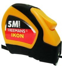 5 Metre /16.5 FT (19 mm) Freemans Measuring Steel Tape With Auto Locking-5 Meter