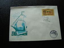 POLOGNE - enveloppe 1er jour 30/8/1959 (cy64) poland (A)