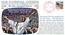 COVERSCAPE computer designed 85th anniversary of US National Anthem event cover
