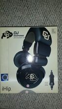 iHip Official NCAA- Colorado Buffalos  Pro DJ Quality Headphones