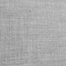 SILVER DALE  BRITISH POLY WOOL in SILVER GREY, with 3% LICRA    1.00 METER