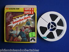 Super 8mm film - Kirk Douglas  in  ' Detective Story  '  200ft  Silent