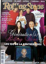 2002: RITA MITSOUKO_ASIA ARGENTO_INDOCHINE_JEFF BUCKLEY_JARED LETO_PETER GABRIEL