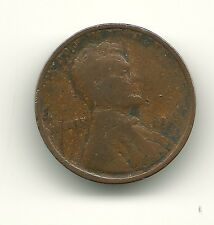 1919D LINCOLN WHEAT PENNY. NO RESERVE AUCTION