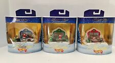 HOT WHEELS Holiday Rods Series IV 1999 Lot of 3 Complete Set