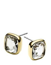New Michael Kors Cushion Stone Stud Earrings $55 MKJ4225710