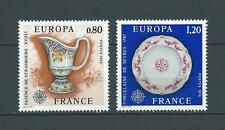 FRANCE EUROPA - 1976 YT 1877 à 1878 - TIMBRES NEUFS** LUXE