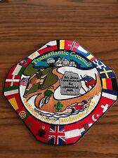 Boy Scout Patch - Transatlantic Council 2013 Jamboree