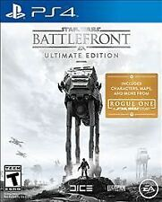 Star Wars Battlefront Ultimate Edition Sony Playstation 4 PS4 ~