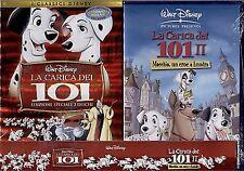 LA CARICA DEI 101 1 e 2 - BOX 3 DVD NUOVO E SIGILLATO, FUORI CATALOGO, RARO