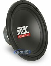 "MTX Audio TN12-04 200W RMS 12"" Single 4 ohm Terminator Car Subwoofer"