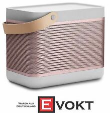 Bang & Olufsen B&O BeoLit 15 Shaded Rosa Bluetooth Speaker Genuine New 2015