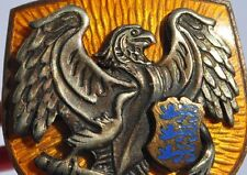 1920s Estonia Estonian Kaitseliit Combat Defence Union Liberation Army Badge