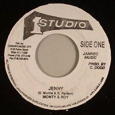 ERIC MONTY MORRIS & ROY PANTON - JENNY (STUDIO 1) 1963