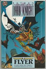 Batman : Legends of the Dark Knight #24, Vintage DC Comic from November 1991