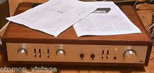 Luxman vintage A-3032(CL-32) preamp with phono stage * perfect sound