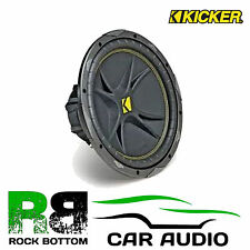 "Kicker 07C154 Comp 15"" SVC 500 Watts Single 4 Ohm Car Subwoofer Sub"