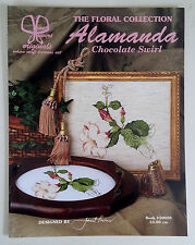 Vintage '98 ALAMANDA Counted CROSS STITCH Patterns by JANET POWERS