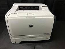 Used HP LaserJet LJ P2055DN 2055 Workgroup Laser Printer Only 38,506 Page Count!