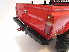 Rear Bumper 1/10 rc4wd trial finder 2 mojave+metal spring crawler accessories