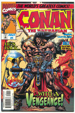 Conan The Barbarian 1 Marvel 1997 NM Limited Series