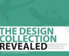 The Design Collection Revealed, Hardcover: Adobe Indesign CS4, Adobe-ExLibrary