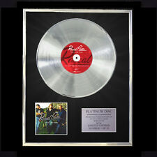 RASCAL FLATTS FEELS LIKE TODAY  CD PLATINUM DISC FREE P+P!!