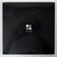BTS - WINGS (Vol.2) [W version] + Folded Poster + Free Gift + Tracking no.