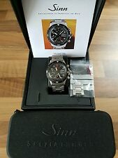 SINN 256 MILITARY CHRONOGRAPH AUTOMATIC