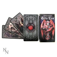 new Anne Stokes Tarot Cards GOTHIC Tarot Deck  free UK post