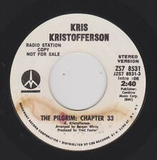 KRIS KRISTOFFERSON {70s Country} The Pilgrim: Chapter 33 ♫HEAR promo