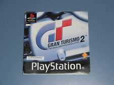 MANUAL GRAN TURISMO 2 PLAYSTATION PSX PS1 PAL ESPAÑA