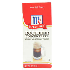McCormick, Root Beer Concentrate - 2 Fl Oz